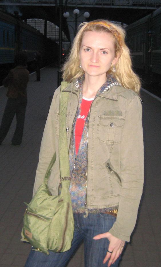 Лариса Романюк